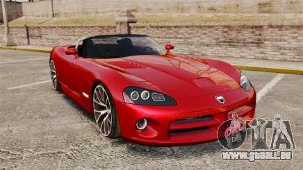 Dodge Viper SRT-10 2003 für GTA 4