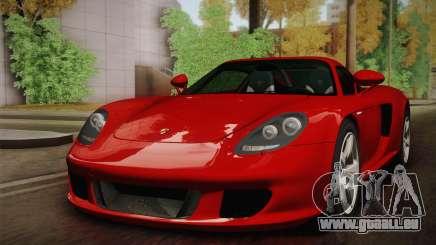 Porsche Carrera GT für GTA San Andreas