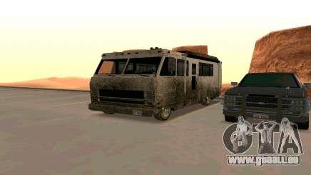 Voyage de GTA 5 pour GTA San Andreas