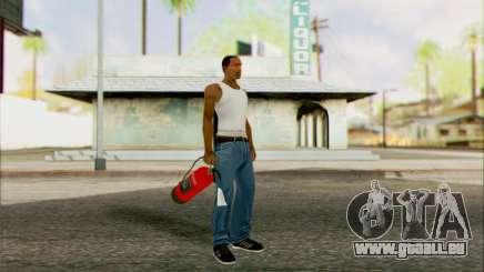 Nouvel extincteur 2 pour GTA San Andreas