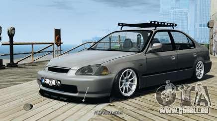Honda Civic 1.6i ES pour GTA 4