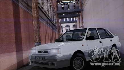 FSO Polonez Atu Orciari 1.4 GLI 16V pour GTA San Andreas