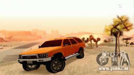 Toyota 4Runner 1995 pour GTA San Andreas