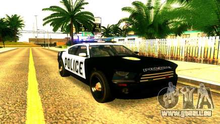 Police Buffalo GTA V pour GTA San Andreas