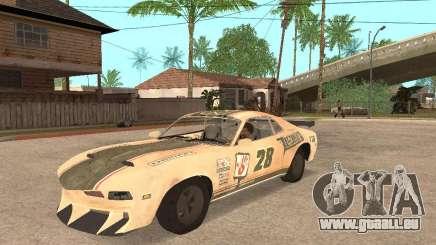 AMC Javelin AMX pour GTA San Andreas