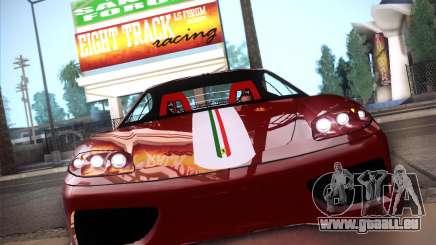 Ferrari 360 Challenge Stradale pour GTA San Andreas