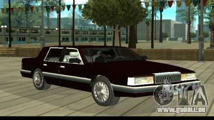 Willard HD (Dodge dynasty) pour GTA San Andreas