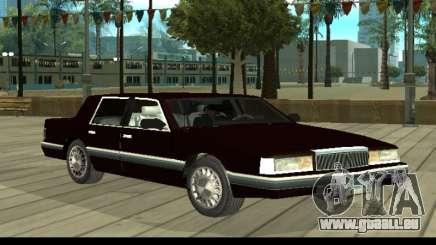 Willard HD (Dodge dynasty) für GTA San Andreas