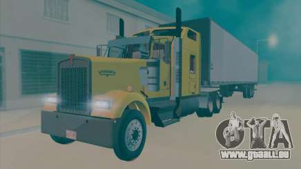 Kenworth W900L pour GTA San Andreas