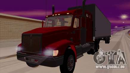 International 9400i Flattop für GTA San Andreas