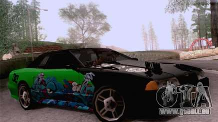 Les travaux de peinture pour Elegy pour GTA San Andreas