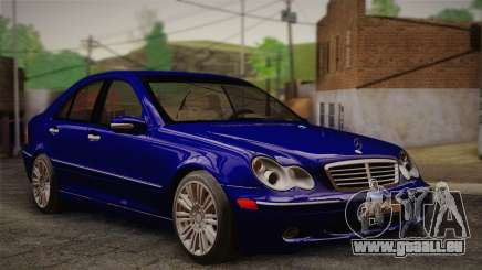Mercedes-Benz C320 Elegance 2004 pour GTA San Andreas