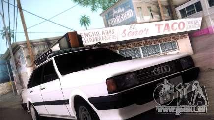 Audi 80 B2 v2.0 pour GTA San Andreas