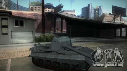 E-75 Tiger III für GTA San Andreas