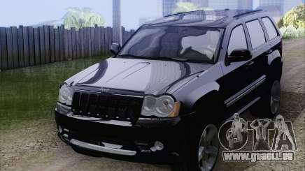 Jeep Cherokee SRT8 für GTA San Andreas