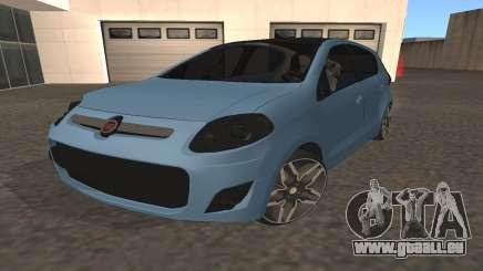 Fiat Palio 2014 für GTA San Andreas