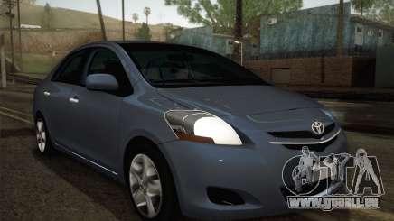 Toyota Vios 2008 pour GTA San Andreas