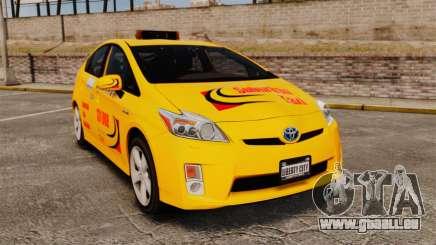 Toyota Prius 2011 Adelaide Taxi pour GTA 4