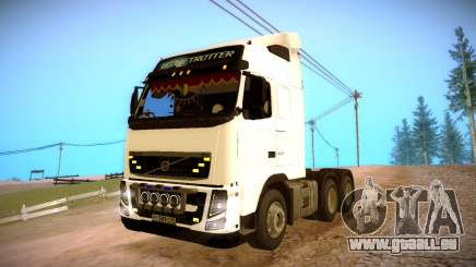 Volvo FH16 (Roadtrain) für GTA San Andreas