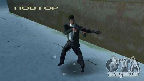 Retekstur Waffen für GTA Vice City dritte Screenshot