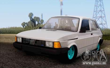 Fiat 147 Spazio-TR pour GTA San Andreas