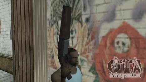 Nouveau Sawnoff pour GTA San Andreas troisième écran