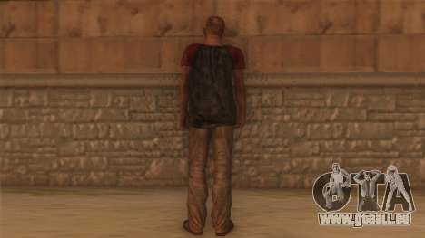 Madžin v7 pour GTA San Andreas deuxième écran