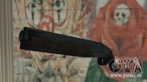 Nouveau Sawnoff pour GTA San Andreas