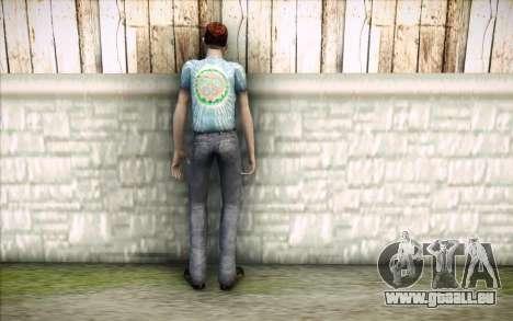 Oncle Dave pour GTA San Andreas deuxième écran