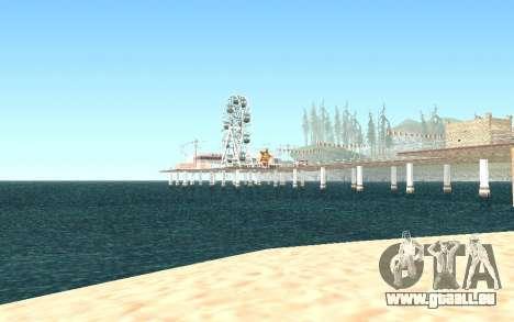 Time Control für GTA San Andreas zweiten Screenshot