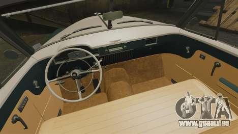 Cadillac Series 62 1949 pour GTA 4 est un côté