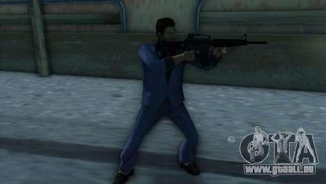 M4 aus der XBOX-version für GTA Vice City zweiten Screenshot