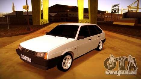 Vaz 2109 c. 2 pour GTA San Andreas