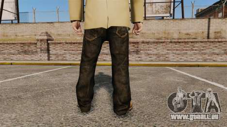 Jeans Bernies pour GTA 4 secondes d'écran