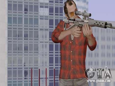 Trevor Phillips pour GTA San Andreas quatrième écran