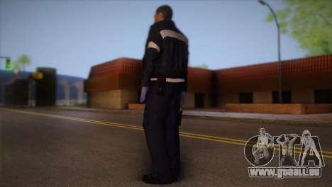 Le Medic de GTA 4 pour GTA San Andreas deuxième écran