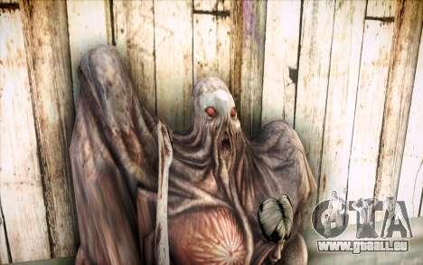 William Birkin für GTA San Andreas dritten Screenshot