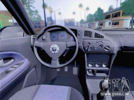 Mitsubishi Lancer Evolution VI LE für GTA San Andreas Motor