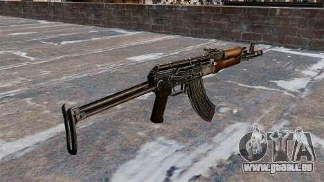 Automatique Khyber Pass AK pour GTA 4 secondes d'écran