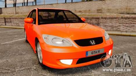 Honda Civic VTEC für GTA 4