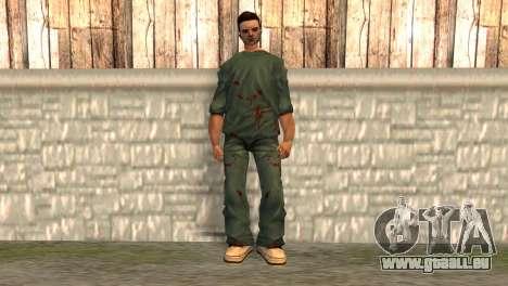 Leo Kasper pour GTA San Andreas