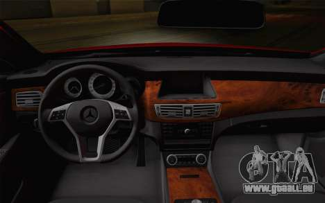 Mercedes-Benz CLS 63 AMG 2012 Fixed pour GTA San Andreas roue