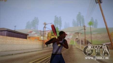 Bits de Max Payne pour GTA San Andreas troisième écran