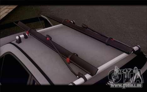 Mitsubishi Lancer Evolution Stance für GTA San Andreas rechten Ansicht
