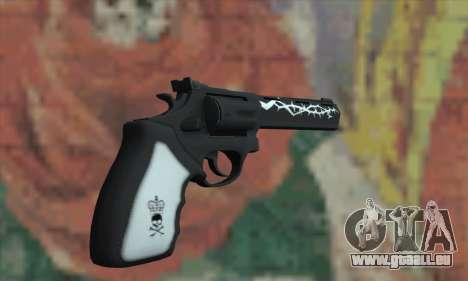 Absolver pour GTA San Andreas deuxième écran
