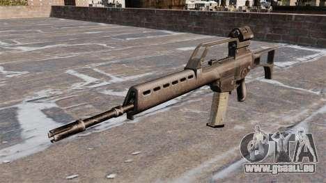 HK G36 Sturmgewehr für GTA 4