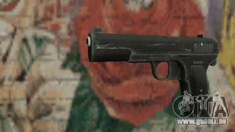 Pistolet TT pour GTA San Andreas