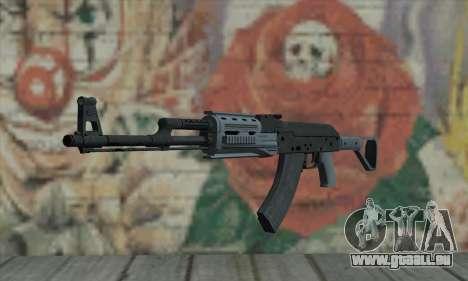 L'AK47 de GTA V pour GTA San Andreas