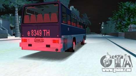 IKARUS 255 für GTA Vice City rechten Ansicht