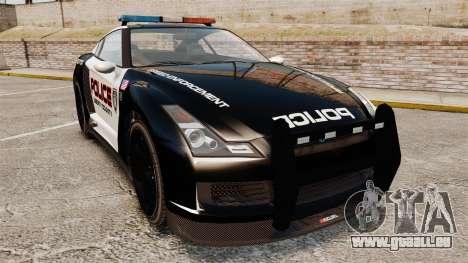 GTA V Police Elegy RH8 für GTA 4